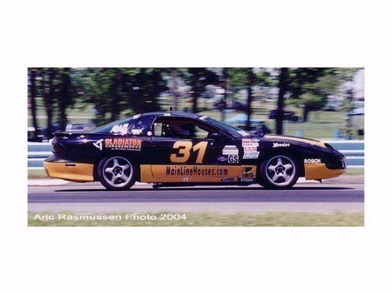 Pontiac Firebird Trans Am Race Car Grand Am Cup SCCA